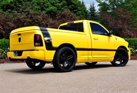 Dodge Ram 1500 Rumble Bee Concept   Picture 88261