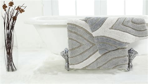 Elegant Gray Bathroom Rug Sets (10 Photos)  Home Improvement