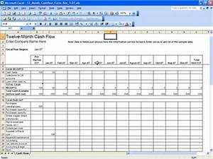 12 month calendar template excel calendar template 2016 With global cash flow analysis template