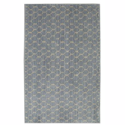 jeff lewis rugs jeff lewis avery denim 5 ft x 8 ft area rug 497668 the