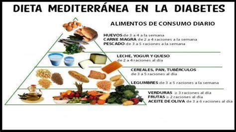 diabetes  la dieta