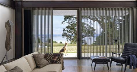 window treatments  patio sliding glass doors hunter
