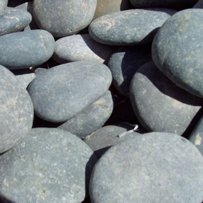black mexican beach pebbles legends stone natural