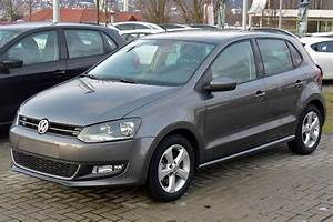 Polo V : file vw polo v 1 6 tdi highline peppergrey jpg wikimedia commons ~ Gottalentnigeria.com Avis de Voitures