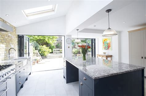 kitchen island extension se15 side return extensions project buildteam 1907