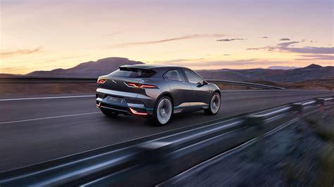 2018 Jaguar I Pace Price Specs Design Engine Interior