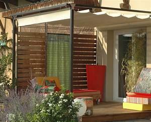 Rideau Exterieur Pour Terrasse : brise vue pour terrasse ~ Farleysfitness.com Idées de Décoration