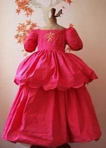 Robe princesse toutes les tailles patron gratuit for Patron robe princesse
