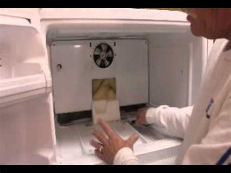 refrigerator diagnostic repair water leakingkenmore doovi