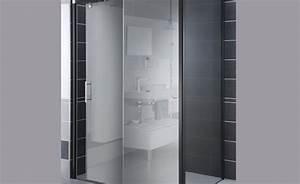 Paroi Douche Lapeyre : une paroi de douche effet miroir le journal de la maison ~ Premium-room.com Idées de Décoration