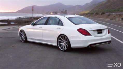 2015 Mercedesbenz S550 On Xo Luxury Sydney Wheels Youtube