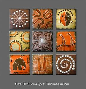 African art and wall decor