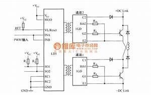 Scale Driver Wiring Diagram - Basic Circuit