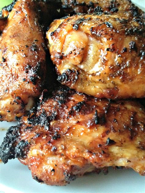 how to grill chicken thighs pepper licious grilled chicken thighs rachel s table