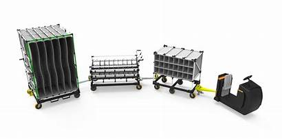Carts Lean Manufacturing Material Handling Logistics Systems