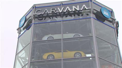 11alivecom  Photos Carvana Opens 'car Vending Machine