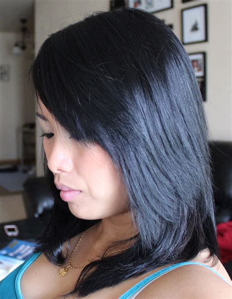 Black And Hair Color by Hair Color Burgundy Black Blue Loreal And Happiness