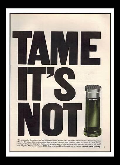 Cologne Ads 1970s 1960s Mens Jaguar Appeal