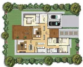 houses with floor plans two bedroom house plans