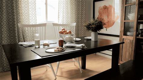 Decorate A Small Dining Room - dining room wall decor