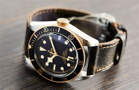IN-DEPTH: The Tudor Heritage Black Bay S&G - Time and Tide Watches