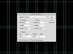 New Guide Layout Feature For Photoshop Cc  2014 2  By Seth