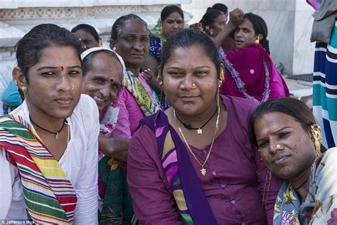 Inside India's 4,000 Year-old Transgender Community