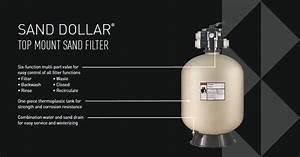 Pentair Sand Dollar Sand Filter