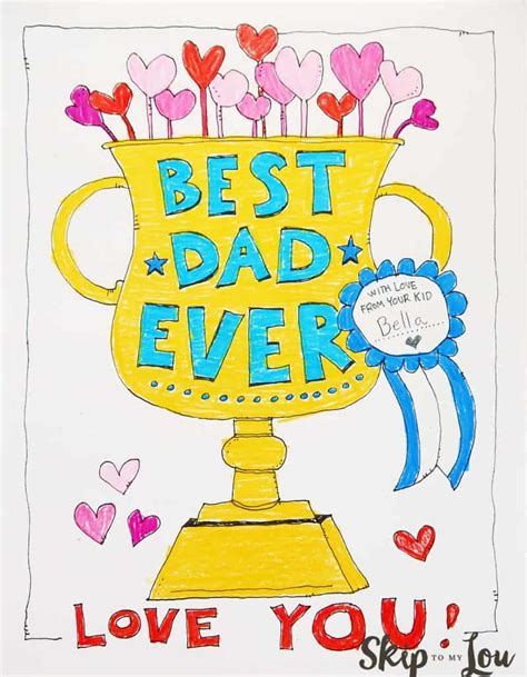 fathers day coloring pages skip   lou