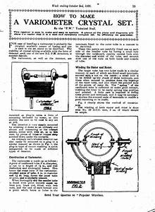364 Best Images About Crystal Radio 2 On Pinterest