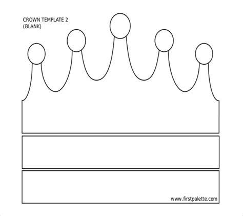 free printable tiara template 21 paper crown templates pdf doc free premium templates
