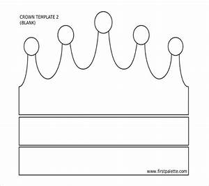 21 paper crown templates pdf doc free premium for Paper crown template for kids