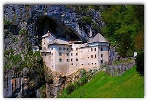 Predjama Castle – the Castle in a Cave Unusual Places