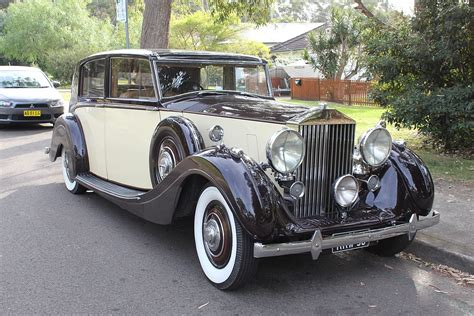 Rolls Royce Car : Rolls-royce Wraith (1938)