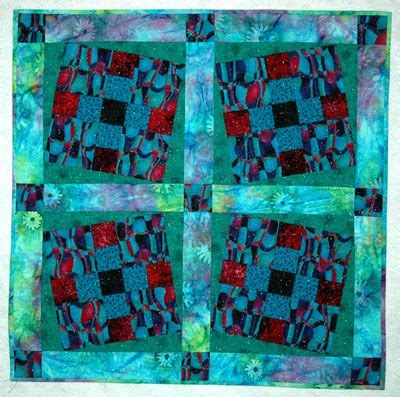 easy    quilt  tilted quilt blocks