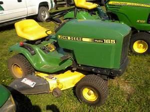 1987 John Deere 165 Lawn  U0026 Garden And Commercial Mowing