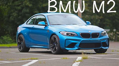 Bmw M2 Coupe 2017 Review From An M4 Owner Youtube