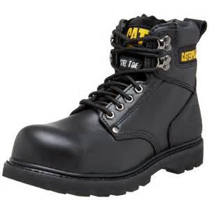 cat steel toe boots hiking journey adventure caterpillar s 2nd shift 6