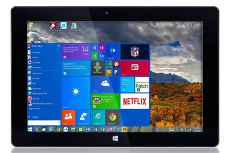 Best Tablets For Windows by Best Windows 10 Tablets The Shelf Tablets With The
