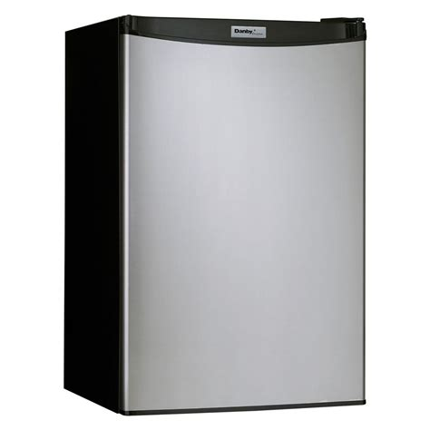 danby darbl  cu ft designer compact refrigerator