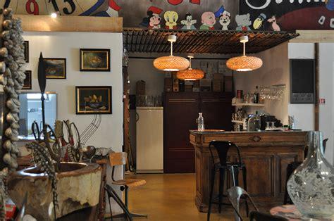 cuisine bistro room 22 deco design vintage espace gide decoration