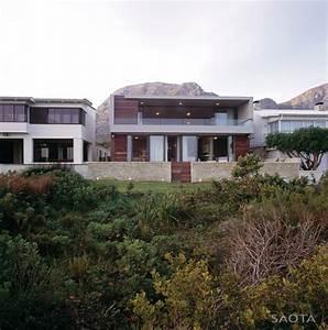 Breathtaking, Modern, Beach, House, In, South, Africa, By, Saota