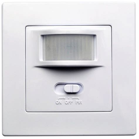 wall switch occupancy sensor pir motion light switch