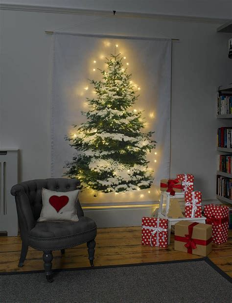 17 best ideas about wall christmas tree on pinterest