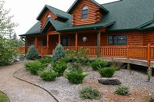Log Cabin Kits - Custom log home cabin, plans and prices