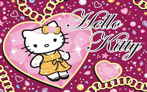 Galeri Download Gambar Kartun Hello Kitty Bergerak