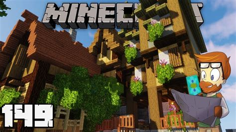 building  fwhip finishing touches  minecraft  lets play single player survival