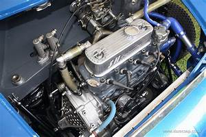 Mini Miglia Engine Bay