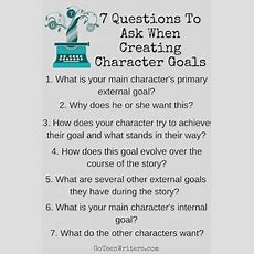 Go Teen Writers 7 Questions To Ask When Creating