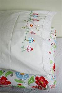 beautiful vintage bedding on pinterest vintage sheets With beautiful sheets and pillowcases